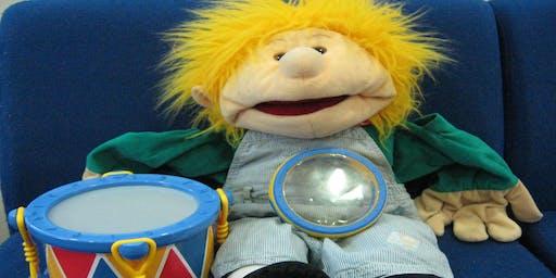 Toddler Stories and Rhymes  (Longridge)