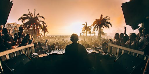 Hernan Cattaneo at the beach [Sold-out]