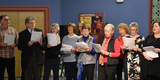 Leeds City Museum Community Choir