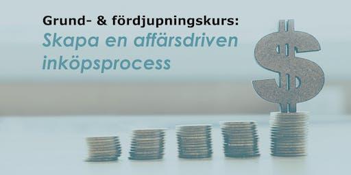 Kurs: Affärsdriven inköpsprocess Grund & Fördjupning