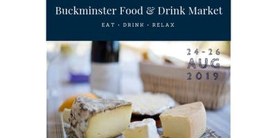 Buckminster Food & Drink Market - August Bank Holiday