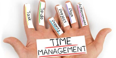 Time Management | CC - Curzon 428 | 10:00 - 11:30 | Thursday 21st March