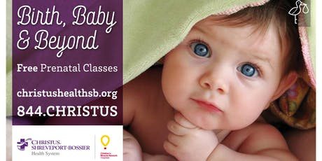 CHRISTUS BBB Prenatal Better Breastfeeding  tickets