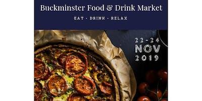 Buckminster Food & Drink Market - 22nd to 24th November