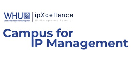 WHU | ipXcellence - Campus for Intellectual Property Management tickets