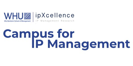 WHU | ipXcellence - Campus for Intellectual Property Management