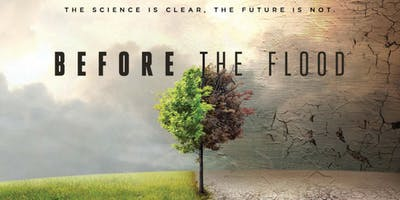 Before the Flood Screening and Panel Discussion