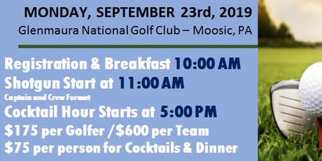 5th Annual Golf Tournament and Clambake tickets