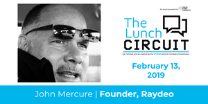 The Lunch Circuit: February 2019 Edition, John Mercure