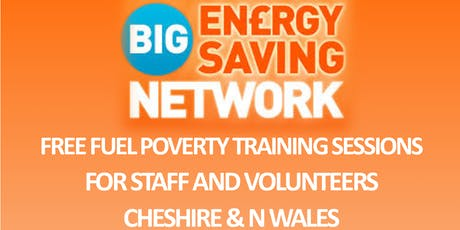 BIG ENERGY SAVING NETWORK - Fuel Poverty Awareness Workshop tickets