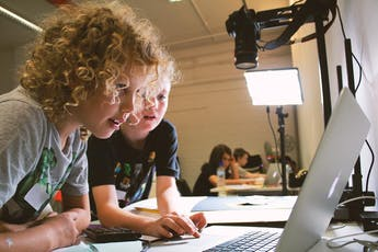2-Day Animation Camp, 9+ tickets