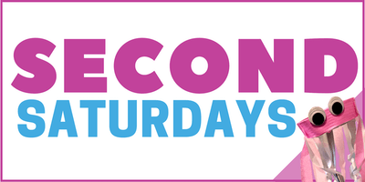 Second Saturdays | Craft for a Cause