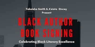 Black Author Book Signing