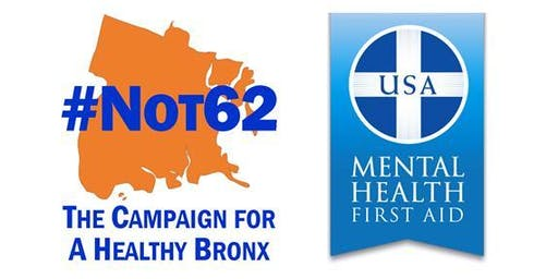 Mental Health First Aid Training - Bronx