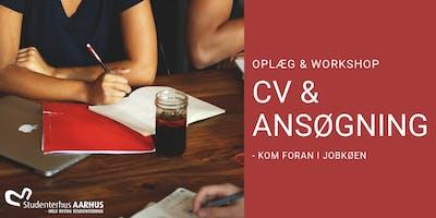 CV & Ansøgning – Kom foran i jobkøen