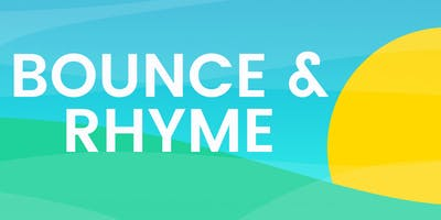 Bounce & Rhyme: Toddlertime