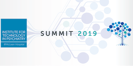 2019 Technology in Psychiatry Summit: The Future of Mental Health Across the Lifespan tickets