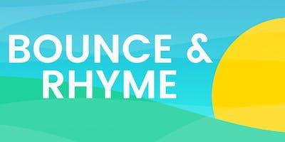 Bounce & Rhyme: Babytime