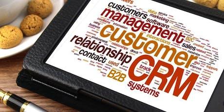 CRM made EASY: Come affrontare al meglio un progetto CRM nella tua azienda - ROMA biglietti