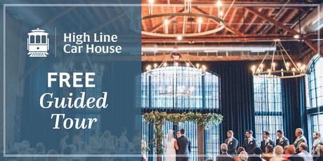 Free Guided Tour of the Historic High Line Car House tickets