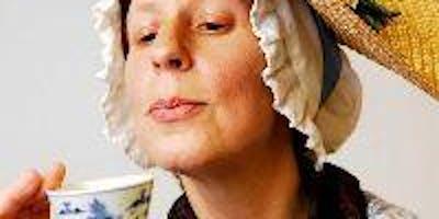 Revolutionary Tea: 18th Century Tea Experience: Sunday 4/28/19 at 2:00pm