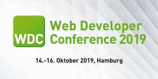 WDC - Web Developer Conference 2019