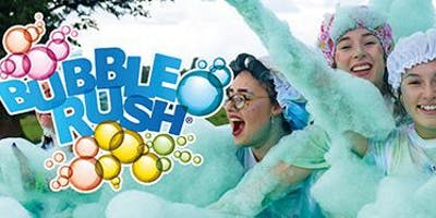 SOUTHEND-ON-SEA BUBBLE RUSH