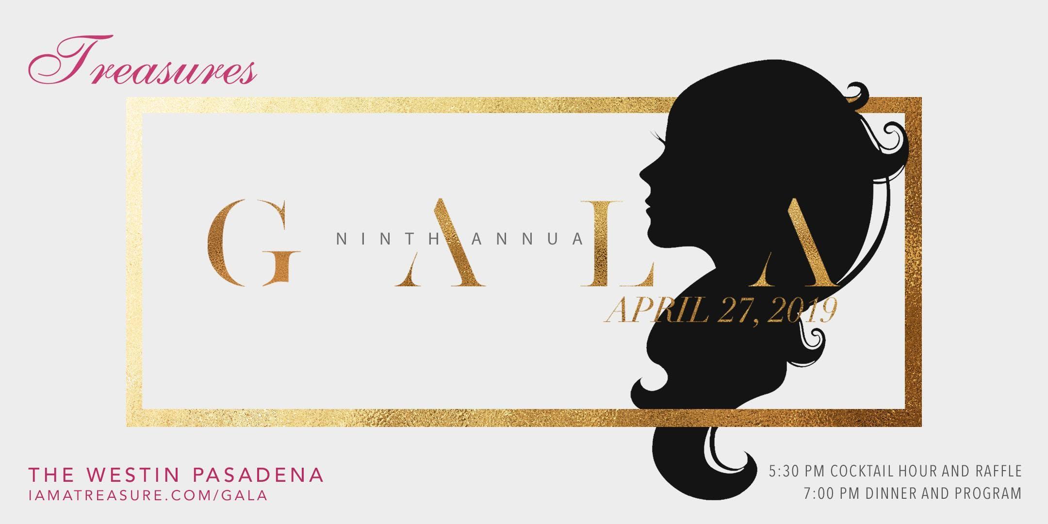 Treasures 9th Annual Gala