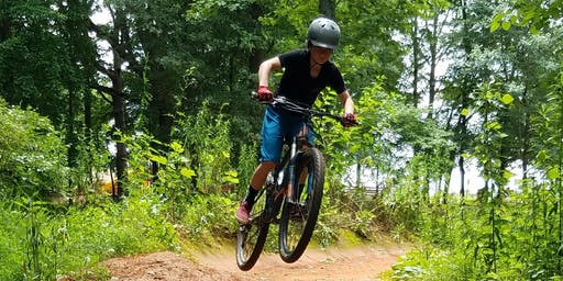 4 Day Mountain Bike Adventure Camp - Level Two