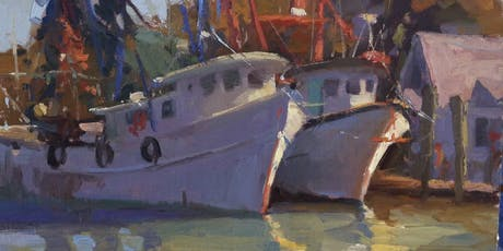 "Katie Dobson Cundiff-""Apuntes"" Oil Sketches en Plein Air tickets"