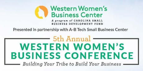 5th Annual Western Women's Business Center Conference: Building Your Tribe to Build Your Business tickets