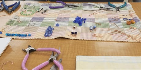 Beginner Jewelry-Making Class tickets