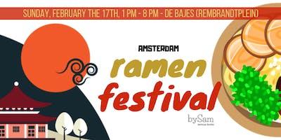 Amsterdam Ramen Festival