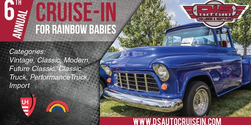 D&S Automotive 6th Annual Cruise-In for Rainbow Babies