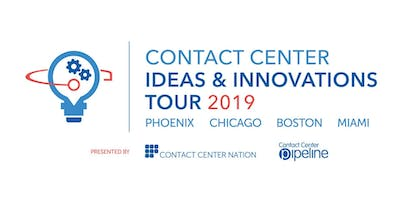 Contact Center Ideas & Innovations Tour Boston