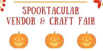 Spooktacular Vendor & Craft Fair for OccuPaws