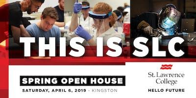 Spring Open House 2019 Kingston