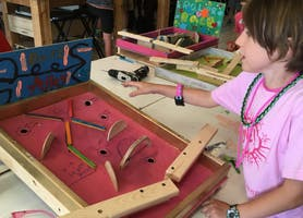 Maker Scouts: Fun and Games