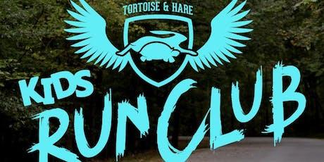 Kids Run Club - Summer 2019 tickets