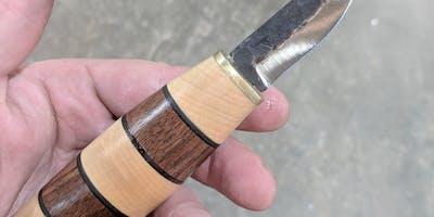 Scandinavian Knife Making                                            MPLSMAKE