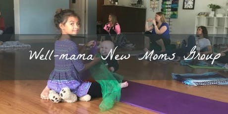 Well-mama Ongoing New Moms Group  tickets