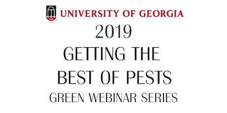GTBOP - Green Webinar Series - November 13, 2019 tickets