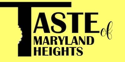 Taste of Maryland Heights