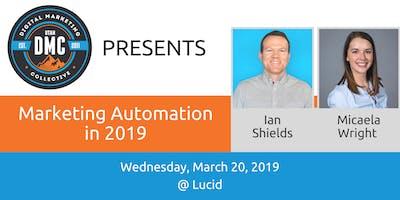 Utah DMC Presents: Marketing Automation - March 20 2019