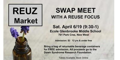 Reuz Market-A Swap Meet with a Reuse Focus.