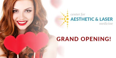 Center for Aesthetic & Laser Medicine Open House