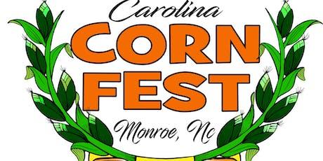 Carolina Corn Fest 2019 tickets