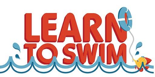 Henderson Hall - Pre-School Aquatics Level 1 (1 Classes Per Week)