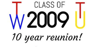 TW/TU 10 year Reunion