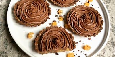 ATELIER DE CUISINE - Une tarte gourmande